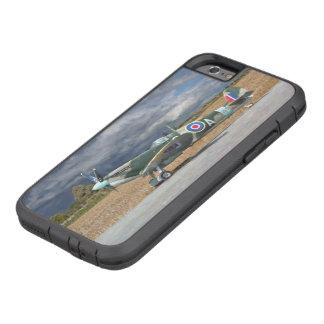 Spitfire Under Storm Clouds Tough Xtreme iPhone 6 Case