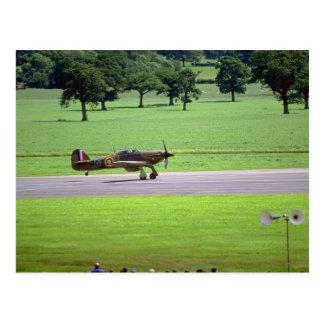 Spitfire, Woodford Air Show 1990, England Postcard