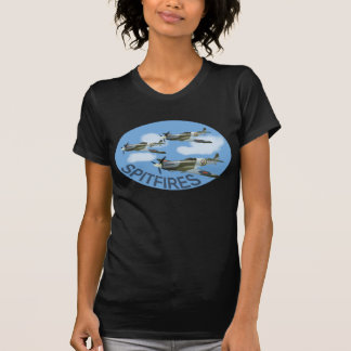 Spitfires on Patrol T-Shirt
