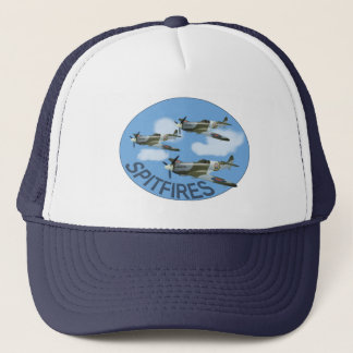 Spitfires on Patrol Trucker Hat