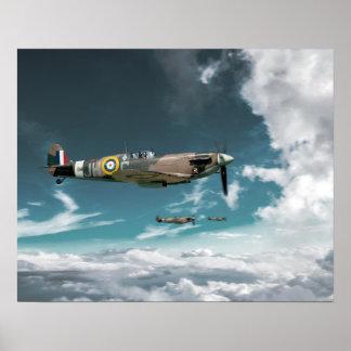 Spitfires Poster