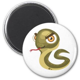 Spitting Cobra - My Conservation Park Refrigerator Magnet