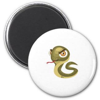 Spitting Cobra - My Conservation Park Magnets