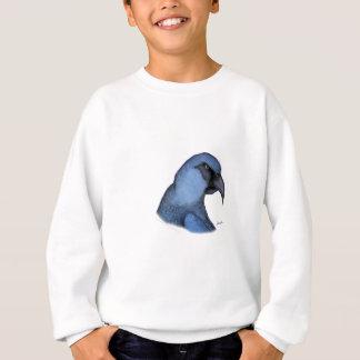 spixs macaw, tony fernandes sweatshirt