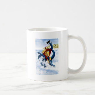 Splash! Basic White Mug
