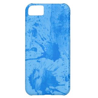splash blue iPhone 5C covers