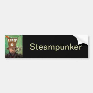 Splash Bumper Sticker