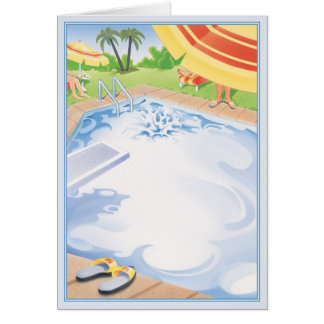 Splash © card