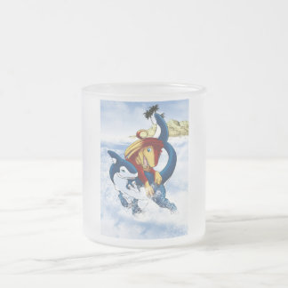 Splash Coffee Mugs