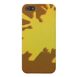 Splash iPhone 5 Cases