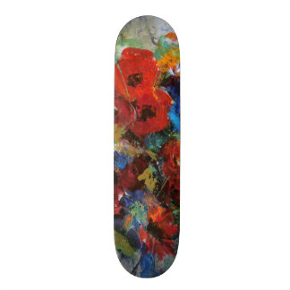 Splash of Color II Skate Board