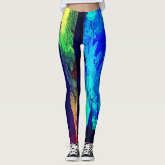 Splash of Colors Leggings
