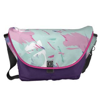 Splash of Colour Messenger Bag