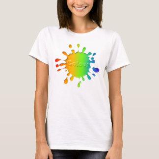 Splash Of Colour T-Shirt