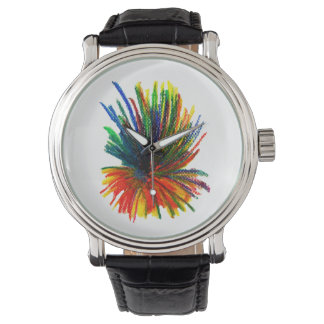 Splash of colours Watch