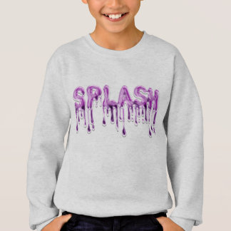 Splash (Purple) Sweatshirt
