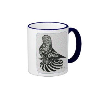 Splash Tumbler Colors Ringer Mug