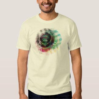 Splash - Wild Abstract Shirt