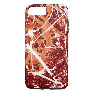 SPLASHDOWN! (an abstract art design) ~ iPhone 7 Plus Case