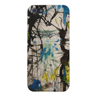 splashy iPhone 5 cover