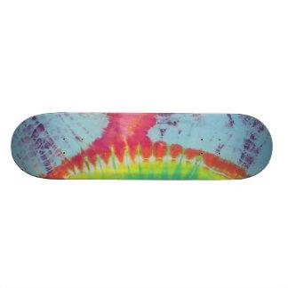Splat Tie Dye Skateboard