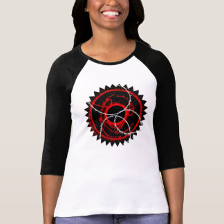 Splatter cog t-shirt