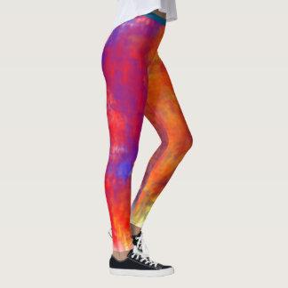 Splatter color in Leggings