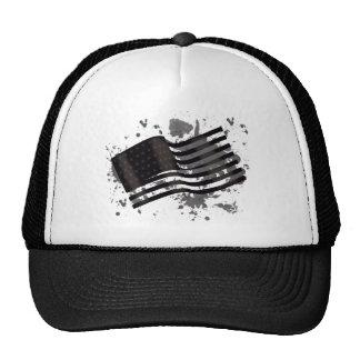 Splatter Flag Cap