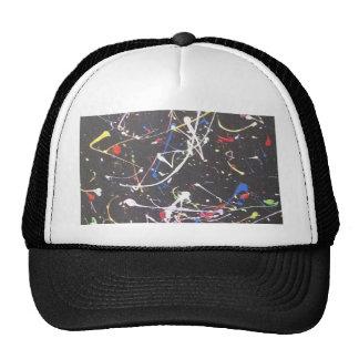 Splatter mess cap