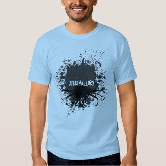 Splatter on Light Mens - Customized T-shirt