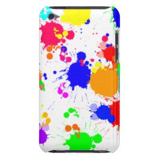 Splatter Paint Kersplatter Case iPod Case-Mate Case