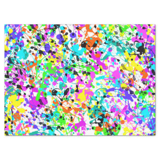 Splatter Paint Tissue Paper