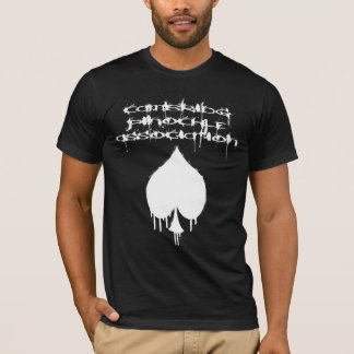 Splatter Pinochle T-Shirt