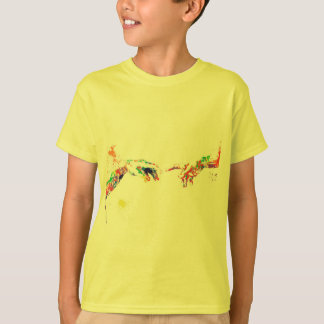 Splatter Sistine T-Shirt
