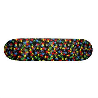 """""""Splatter"""" Skate Boards"""