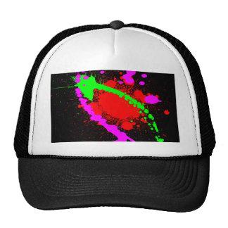 Splatter Trucker Hats