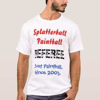 Splatterball Paintball T-Shirt