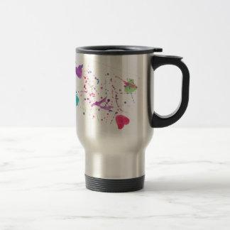 Splattered Love Mug