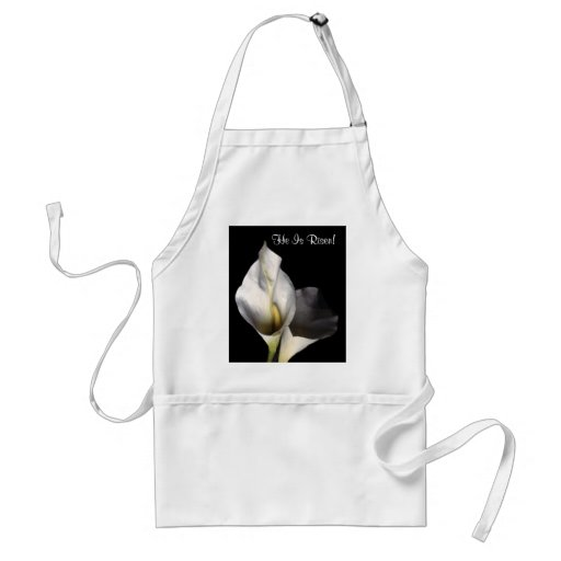 Splendid Blessed and Wonderful Easter Greeting Aprons