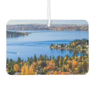 Splendid colors of fall at Bellevue Car Air Freshener