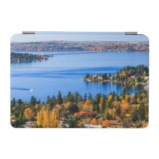 Splendid colors of fall at Bellevue iPad Mini Cover