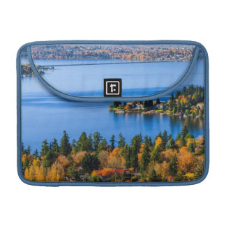 Splendid colors of fall at Bellevue Sleeve For MacBooks