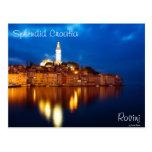 Splendid Croatia, Rovinj Postcard