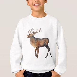 Splendid stag sweatshirt