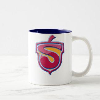 Splendid Super S - Shiny Two-Tone Coffee Mug