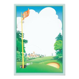 Splendor In The Grass © 13 Cm X 18 Cm Invitation Card