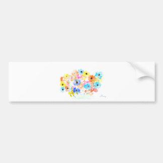 Splendour Bumper Sticker