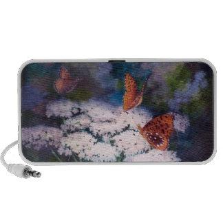Splendour In the Meadow Butterfly Speaker