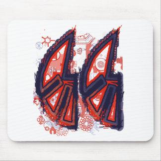 Splinter Fist Mouse Pad