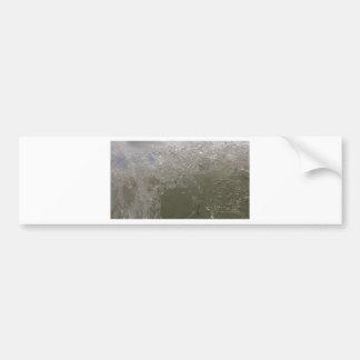 splish splash bumper sticker